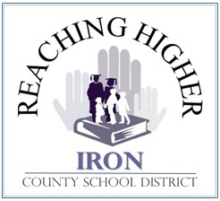 Iron County School District logo